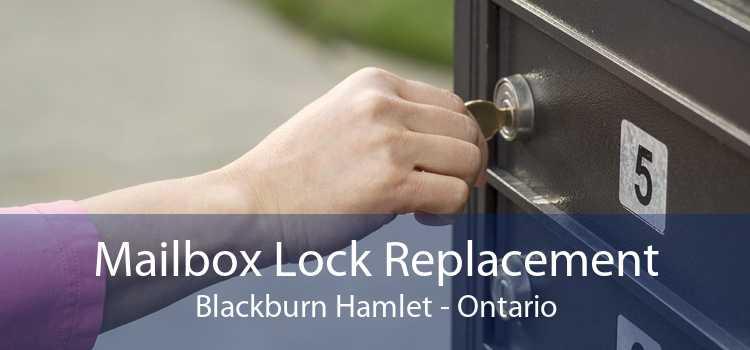 Mailbox Lock Replacement Blackburn Hamlet - Ontario