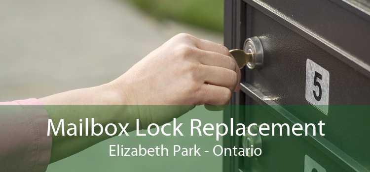 Mailbox Lock Replacement Elizabeth Park - Ontario