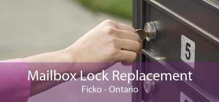 Mailbox Lock Replacement Ficko - Ontario