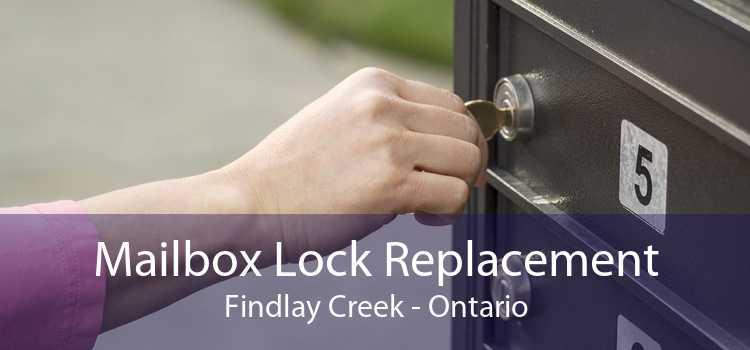 Mailbox Lock Replacement Findlay Creek - Ontario
