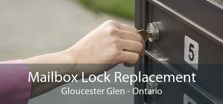 Mailbox Lock Replacement Gloucester Glen - Ontario