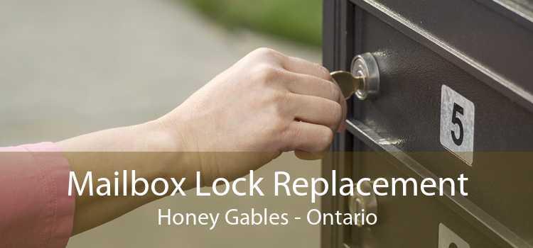 Mailbox Lock Replacement Honey Gables - Ontario