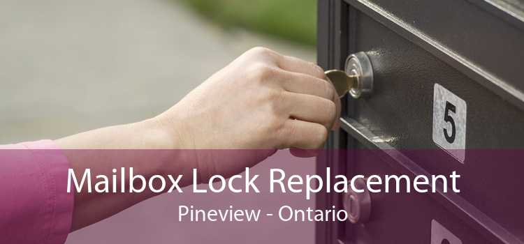 Mailbox Lock Replacement Pineview - Ontario
