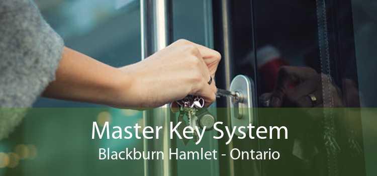 Master Key System Blackburn Hamlet - Ontario