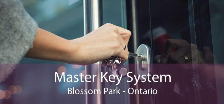 Master Key System Blossom Park - Ontario