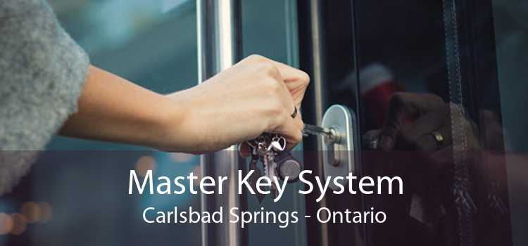 Master Key System Carlsbad Springs - Ontario