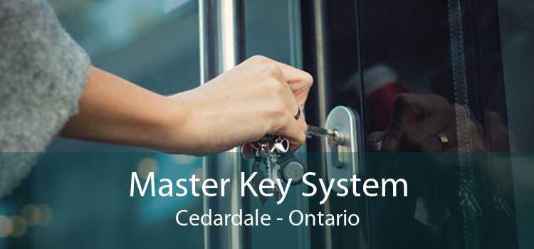 Master Key System Cedardale - Ontario