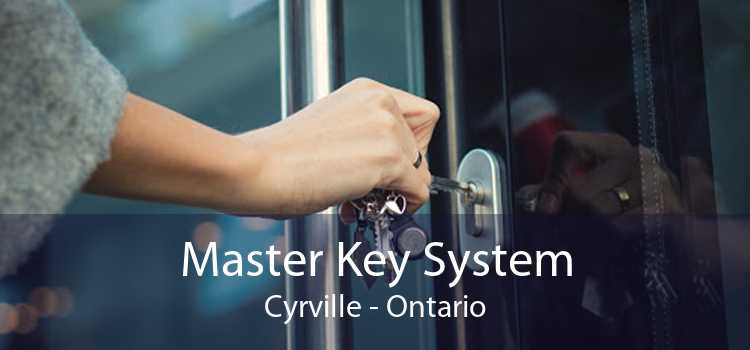 Master Key System Cyrville - Ontario