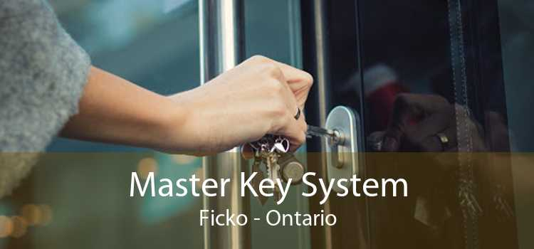 Master Key System Ficko - Ontario