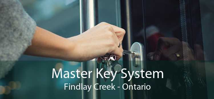Master Key System Findlay Creek - Ontario