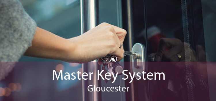 Master Key System Gloucester