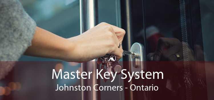 Master Key System Johnston Corners - Ontario