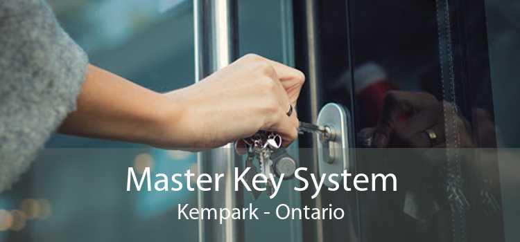 Master Key System Kempark - Ontario