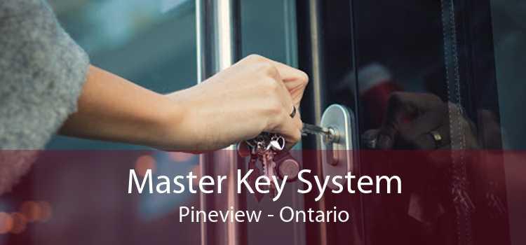 Master Key System Pineview - Ontario
