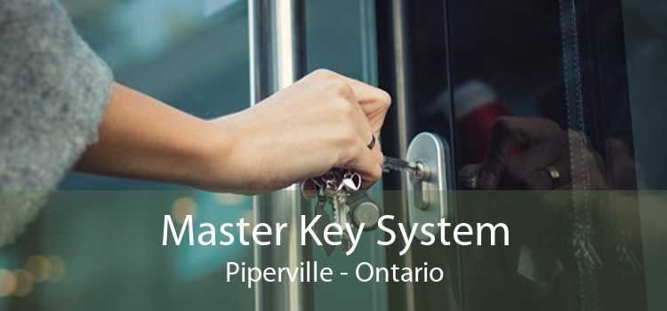 Master Key System Piperville - Ontario