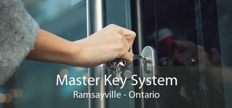 Master Key System Ramsayville - Ontario