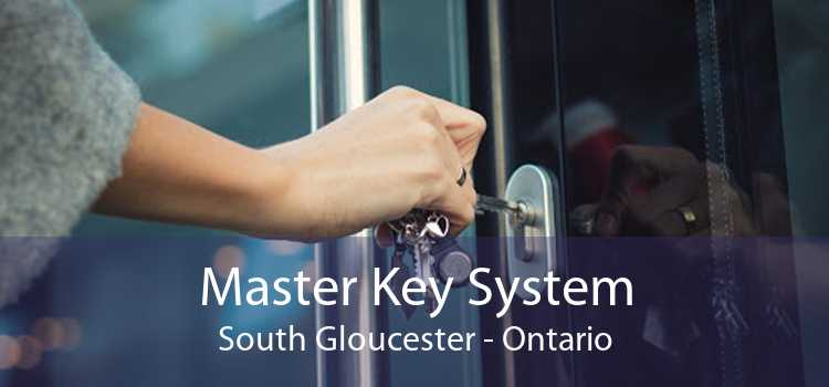 Master Key System South Gloucester - Ontario
