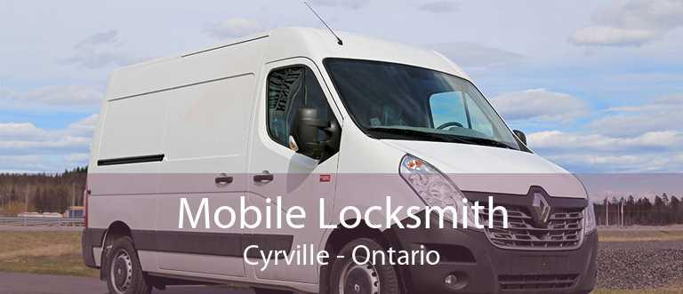 Mobile Locksmith Cyrville - Ontario