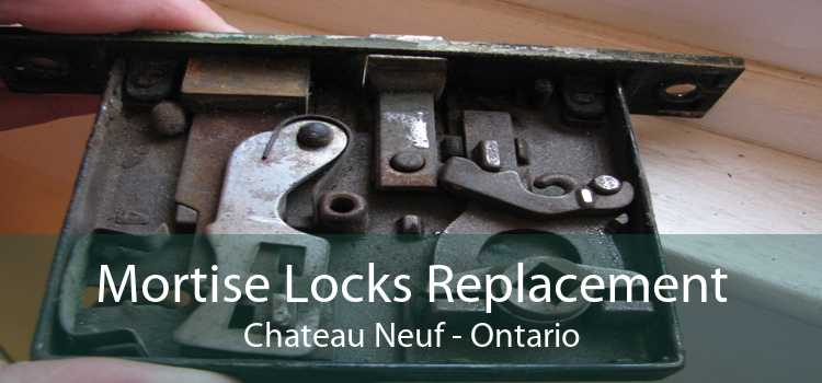 Mortise Locks Replacement Chateau Neuf - Ontario