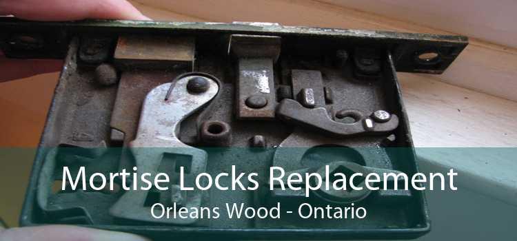 Mortise Locks Replacement Orleans Wood - Ontario