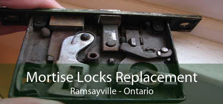 Mortise Locks Replacement Ramsayville - Ontario