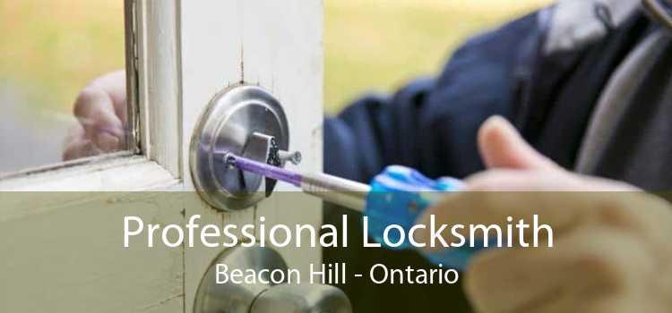 Professional Locksmith Beacon Hill - Ontario