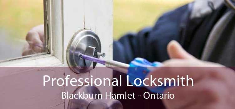 Professional Locksmith Blackburn Hamlet - Ontario