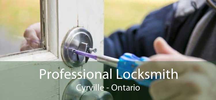 Professional Locksmith Cyrville - Ontario