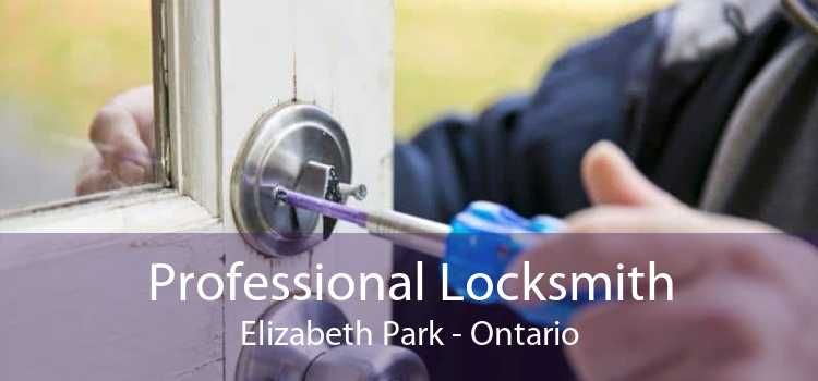 Professional Locksmith Elizabeth Park - Ontario