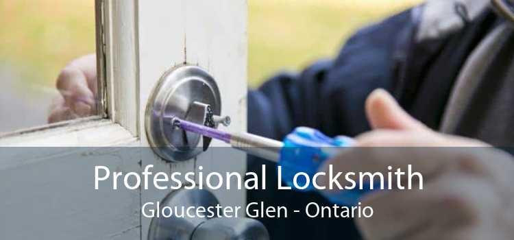 Professional Locksmith Gloucester Glen - Ontario