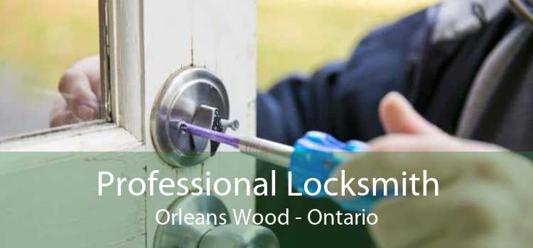 Professional Locksmith Orleans Wood - Ontario