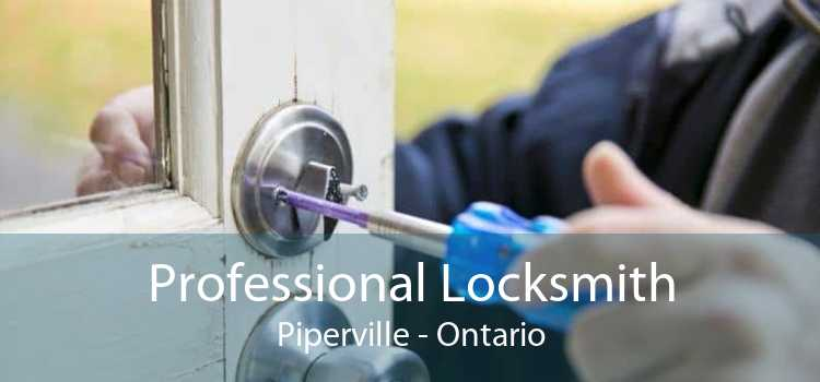 Professional Locksmith Piperville - Ontario