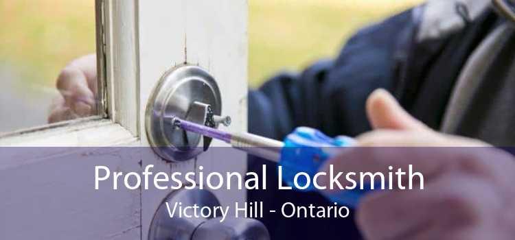 Professional Locksmith Victory Hill - Ontario