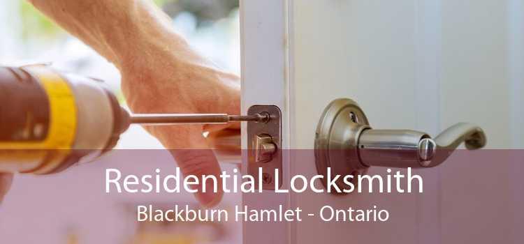 Residential Locksmith Blackburn Hamlet - Ontario