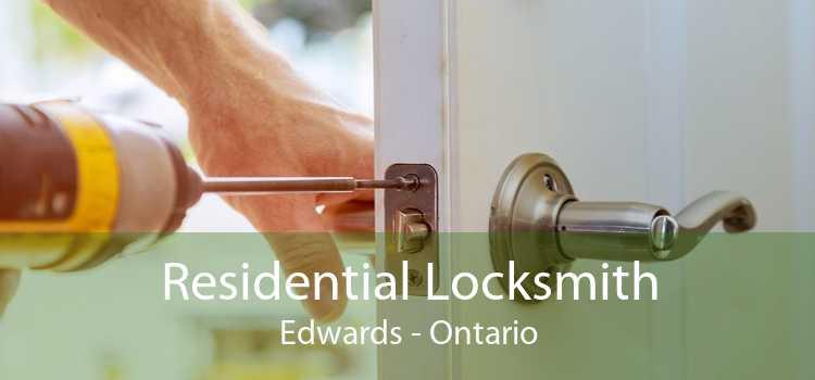 Residential Locksmith Edwards - Ontario