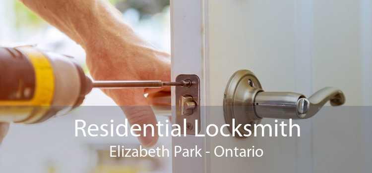 Residential Locksmith Elizabeth Park - Ontario
