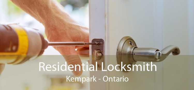 Residential Locksmith Kempark - Ontario