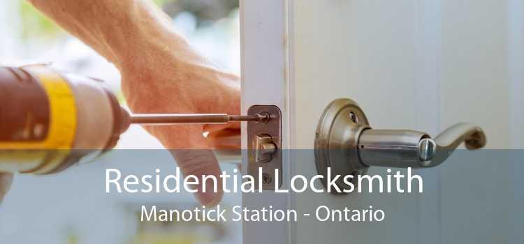 Residential Locksmith Manotick Station - Ontario