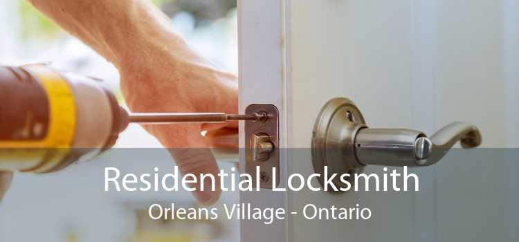 Residential Locksmith Orleans Village - Ontario