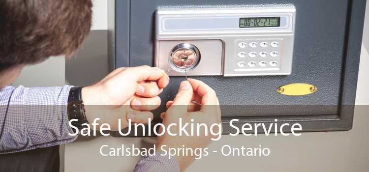 Safe Unlocking Service Carlsbad Springs - Ontario