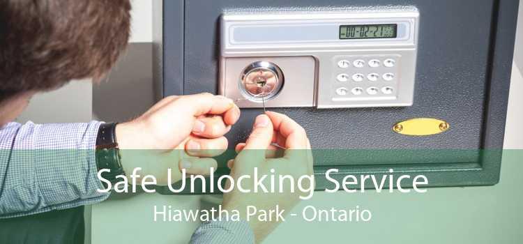 Safe Unlocking Service Hiawatha Park - Ontario