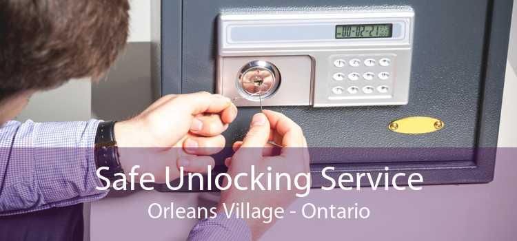 Safe Unlocking Service Orleans Village - Ontario