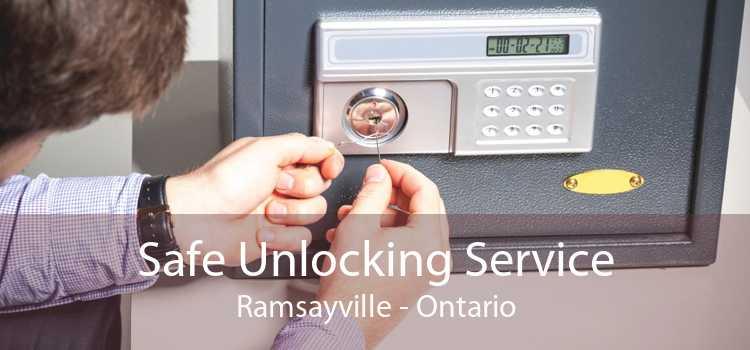 Safe Unlocking Service Ramsayville - Ontario