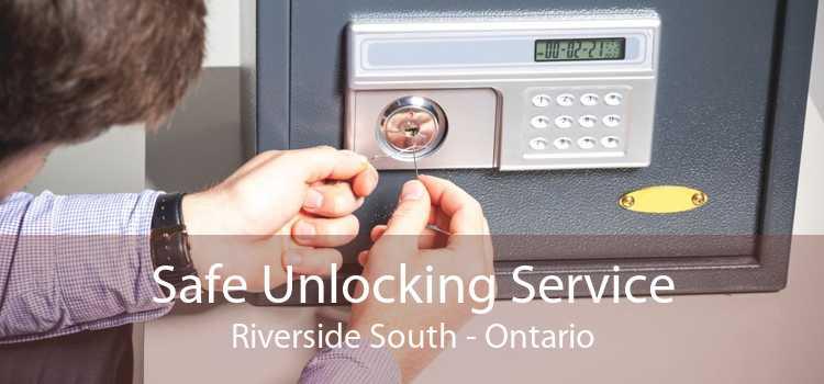 Safe Unlocking Service Riverside South - Ontario