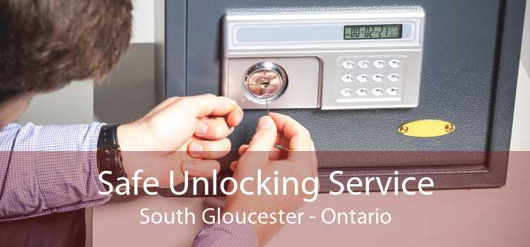 Safe Unlocking Service South Gloucester - Ontario
