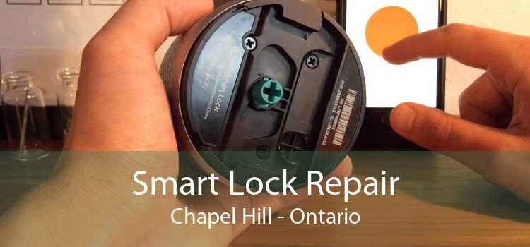 Smart Lock Repair Chapel Hill - Ontario