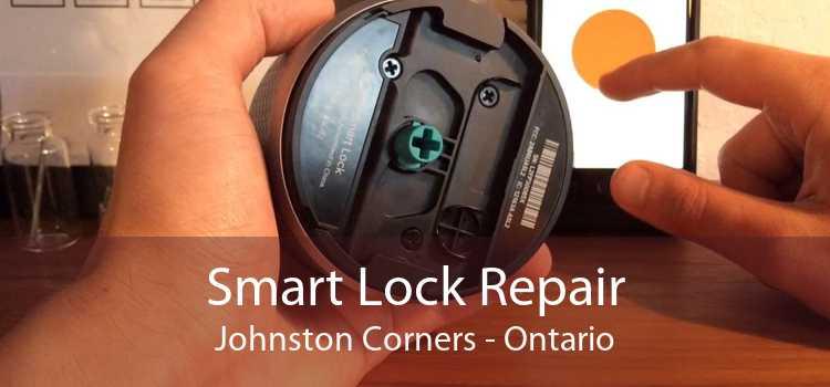 Smart Lock Repair Johnston Corners - Ontario