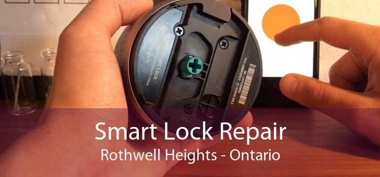 Smart Lock Repair Rothwell Heights - Ontario