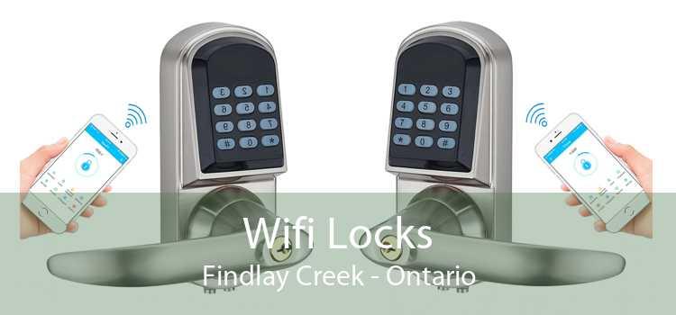 Wifi Locks Findlay Creek - Ontario