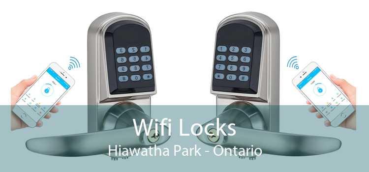 Wifi Locks Hiawatha Park - Ontario